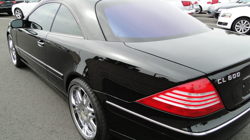 2004 Mercedes-Benz CL600 AMG presented as lot T165 at Houston, TX 2013 - image3