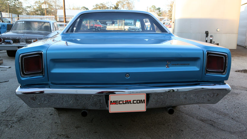 1969 Plymouth Road Runner 383 CI, Automatic presented as lot T173 at Houston, TX 2013 - image3