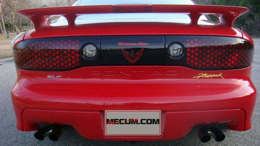 1999 Pontiac Firehawk LS1/327 HP, Automatic presented as lot T186 at Houston, TX 2013 - image2