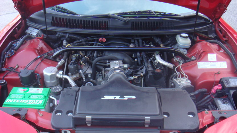 1999 Pontiac Firehawk LS1/327 HP, Automatic presented as lot T186 at Houston, TX 2013 - image5