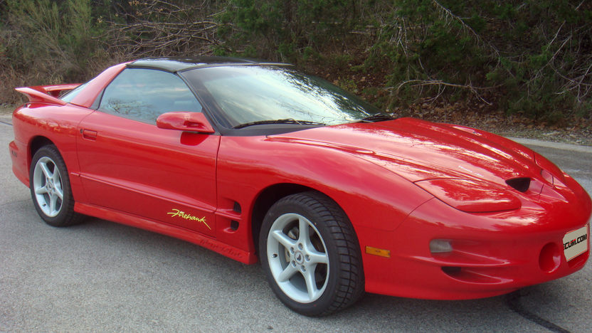 1999 Pontiac Firehawk LS1/327 HP, Automatic presented as lot T186 at Houston, TX 2013 - image7