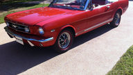 1965 Ford Mustang Convertible 289 CI, 4-Speed presented as lot T189 at Houston, TX 2013 - thumbail image5