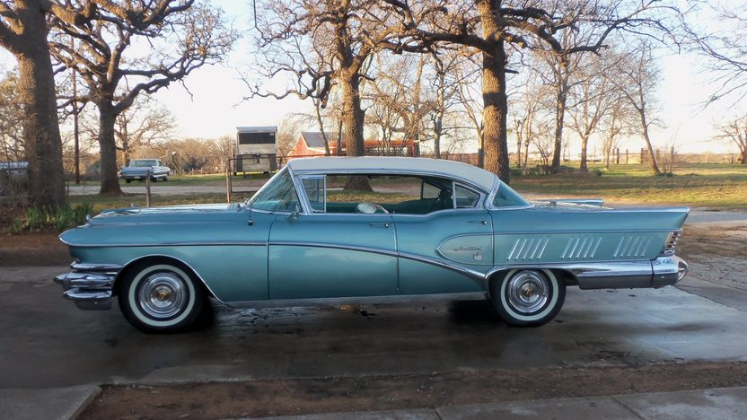 1958 Buick Limited 364 CI, Automatic presented as lot T198 at Houston, TX 2013 - image2