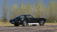 1966 Chevrolet Corvette Coupe 327/300 HP, 4-Speed presented as lot T200 at Houston, TX 2013 - thumbail image9