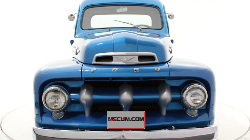 1952 Ford F1 Pickup Flathead V-8, 4-Speed presented as lot T204 at Houston, TX 2013 - image7