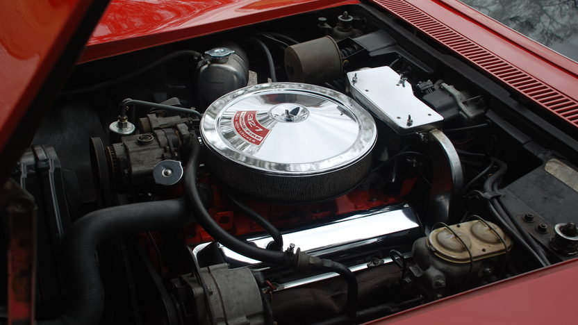 1968 Chevrolet Corvette Convertible 327/350 HP, 4-Speed presented as lot T239 at Houston, TX 2013 - image5