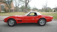 1968 Chevrolet Corvette Convertible 327/350 HP, 4-Speed presented as lot T239 at Houston, TX 2013 - thumbail image7