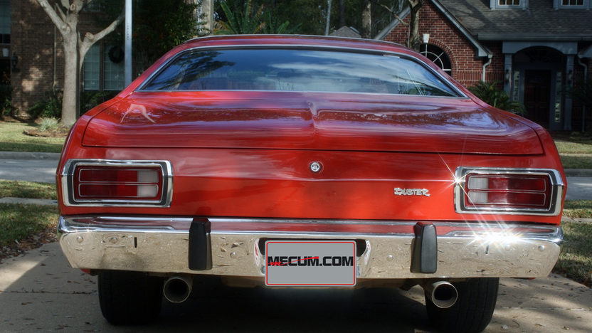 1973 Plymouth Duster 340 CI, 4-Speed presented as lot T247 at Houston, TX 2013 - image3