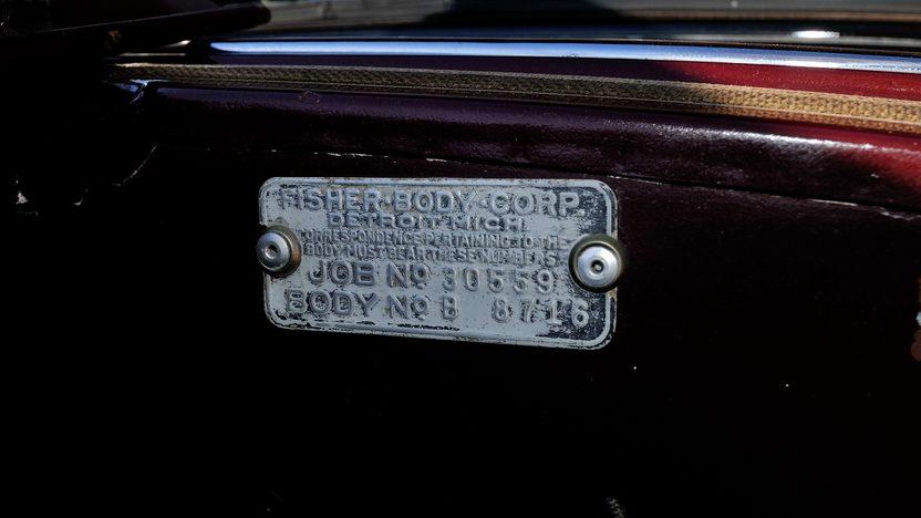 1930 Chevrolet 4-Door Sedan presented as lot T264 at Houston, TX 2013 - image12