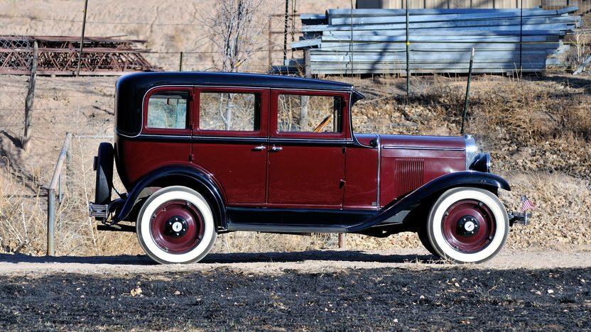 1930 Chevrolet 4-Door Sedan presented as lot T264 at Houston, TX 2013 - image2