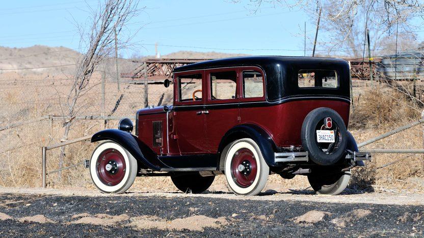 1930 Chevrolet 4-Door Sedan presented as lot T264 at Houston, TX 2013 - image3