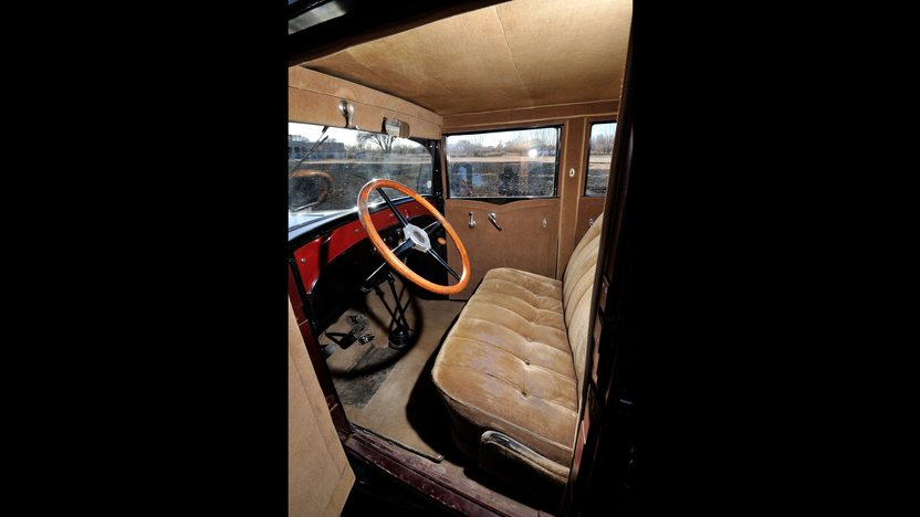 1930 Chevrolet 4-Door Sedan presented as lot T264 at Houston, TX 2013 - image4