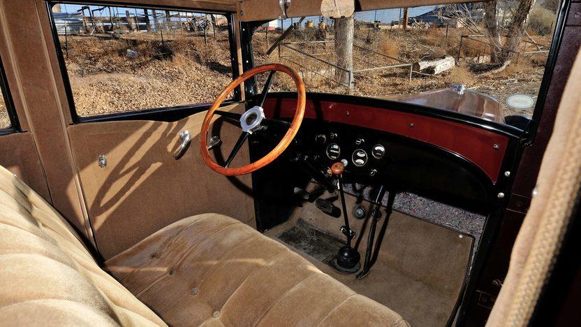 1930 Chevrolet 4-Door Sedan presented as lot T264 at Houston, TX 2013 - image5