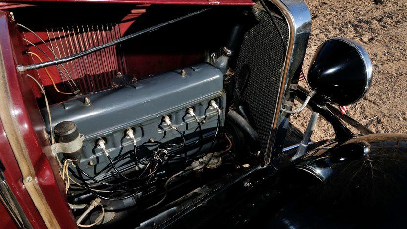 1930 Chevrolet 4-Door Sedan presented as lot T264 at Houston, TX 2013 - image7