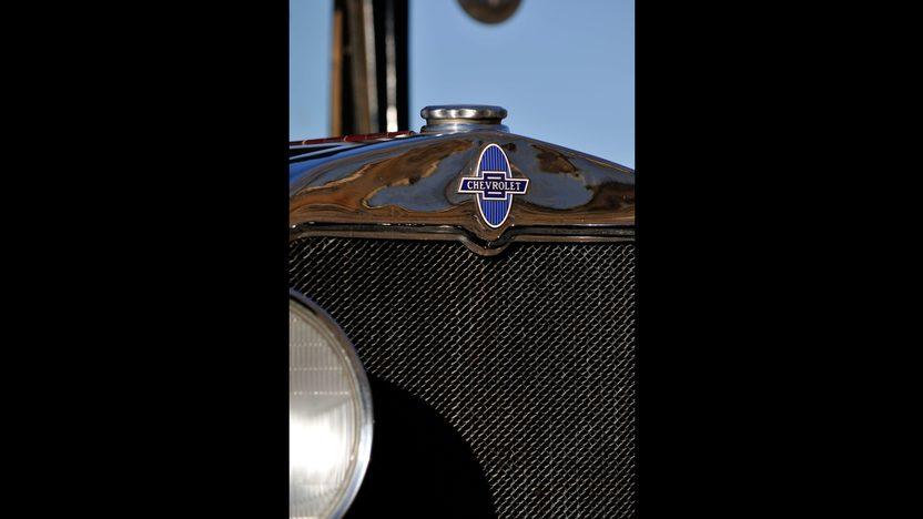 1930 Chevrolet 4-Door Sedan presented as lot T264 at Houston, TX 2013 - image9