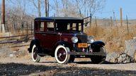 1930 Chevrolet 4-Door Sedan presented as lot T264 at Houston, TX 2013 - thumbail image11