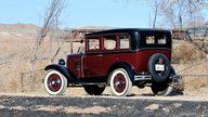1930 Chevrolet 4-Door Sedan presented as lot T264 at Houston, TX 2013 - thumbail image3