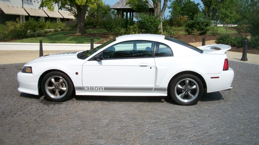 2001 Ford Mustang GT Roush Stage 3 presented as lot T288 at Houston, TX 2013 - image2
