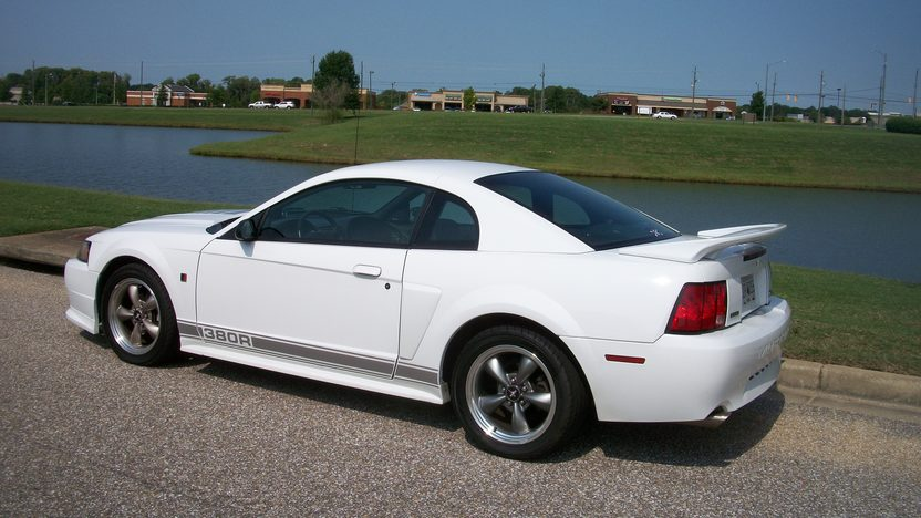 2001 Ford Mustang GT Roush Stage 3 presented as lot T288 at Houston, TX 2013 - image3
