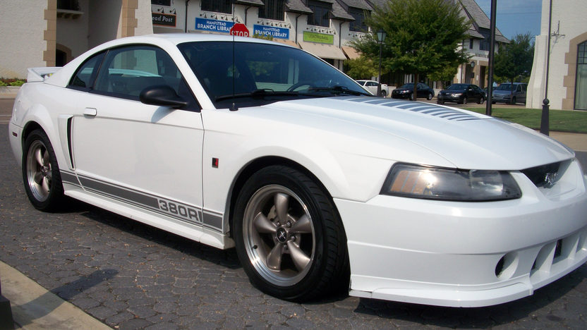 2001 Ford Mustang GT Roush Stage 3 presented as lot T288 at Houston, TX 2013 - image7