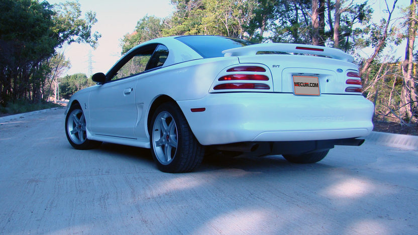 1995 Ford Mustang Cobra R 1 of 250 Produced presented as lot T302 at Houston, TX 2013 - image2