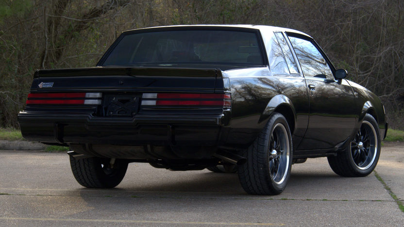 1987 Buick Regal Limited presented as lot T303 at Houston, TX 2013 - image3