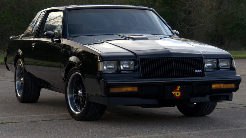 1987 Buick Regal Limited presented as lot T303 at Houston, TX 2013 - image8