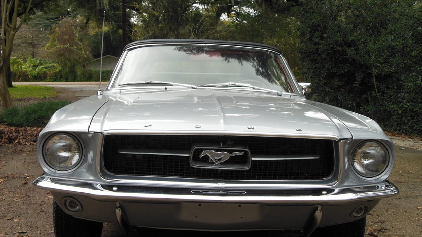 1967 Ford Mustang Convertible 289 CI, Automatic presented as lot T307 at Houston, TX 2013 - image8