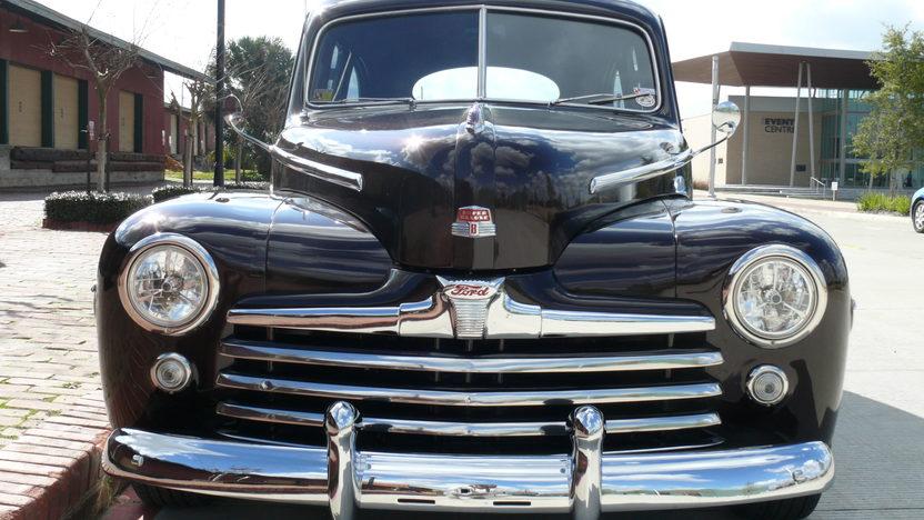 1948 Ford Sedan presented as lot T310 at Houston, TX 2013 - image11