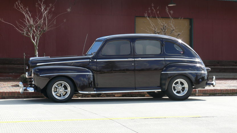 1948 Ford Sedan presented as lot T310 at Houston, TX 2013 - image2
