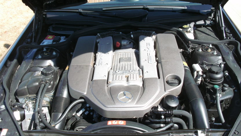 2004 Mercedes-Benz SL55 AMG Convertible presented as lot T316 at Houston, TX 2013 - image5