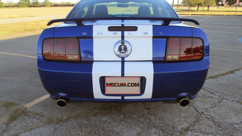 2005 Ford Mustang Coupe 4.6L, 5-Speed presented as lot T319 at Houston, TX 2013 - image2