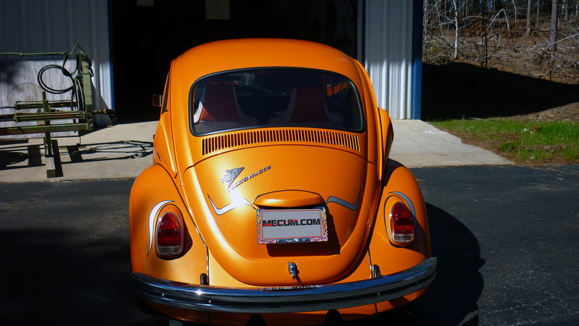 1972 Volkswagen Beetle presented as lot T320 at Houston, TX 2013 - image3
