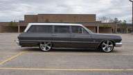 1963 Chevrolet Bel Air Wagon 327 CI, Automatic presented as lot T330 at Houston, TX 2013 - thumbail image2