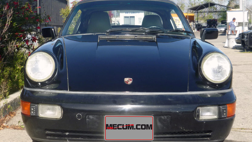 1993 Porsche 911 Carrera Convertible presented as lot F17 at Houston, TX 2013 - image7