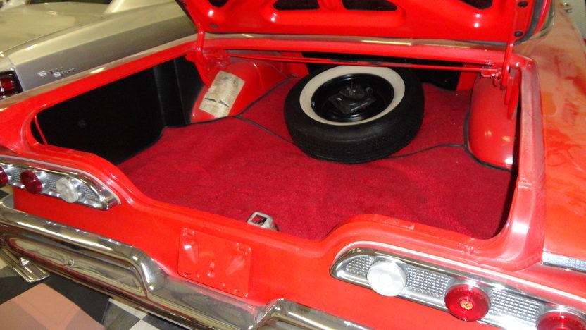 1959 Edsel Ranger Hardtop 292 CI, Automatic presented as lot F23 at Houston, TX 2013 - image5