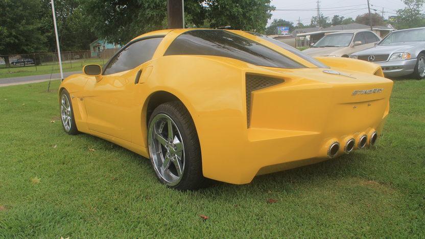 2010 Chevrolet Corvette Custom 2012 Stingray Concept Replica presented as lot F24 at Houston, TX 2013 - image7