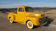 1949 Ford F1 Pickup Flathead V-8, Frame-off Restoration presented as lot F37 at Houston, TX 2013 - thumbail image8