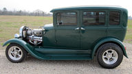 1929 Ford Town Sedan 350/330 HP, Automatic presented as lot F40 at Houston, TX 2013 - thumbail image2