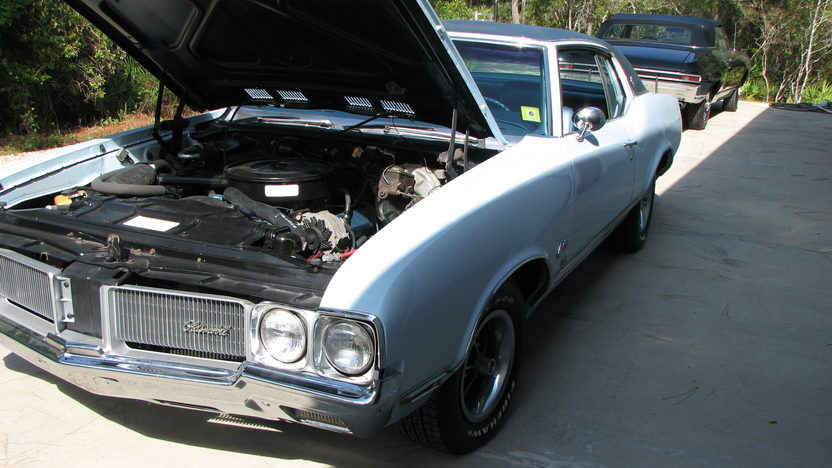 1970 Oldsmobile Cutlass SX 455/320 HP, Protect-O-Plate presented as lot F57 at Houston, TX 2013 - image8