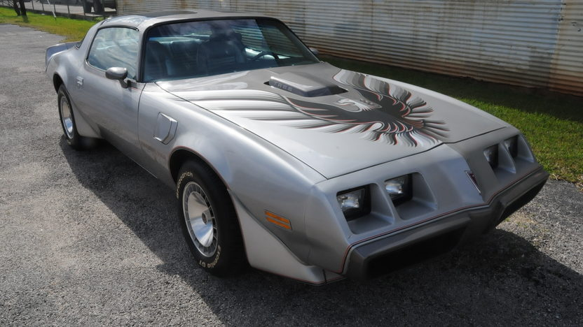 1979 Pontiac Trans Am 10th Anniversary 400 CI, 4-Speed presented as lot F67 at Houston, TX 2013 - image9
