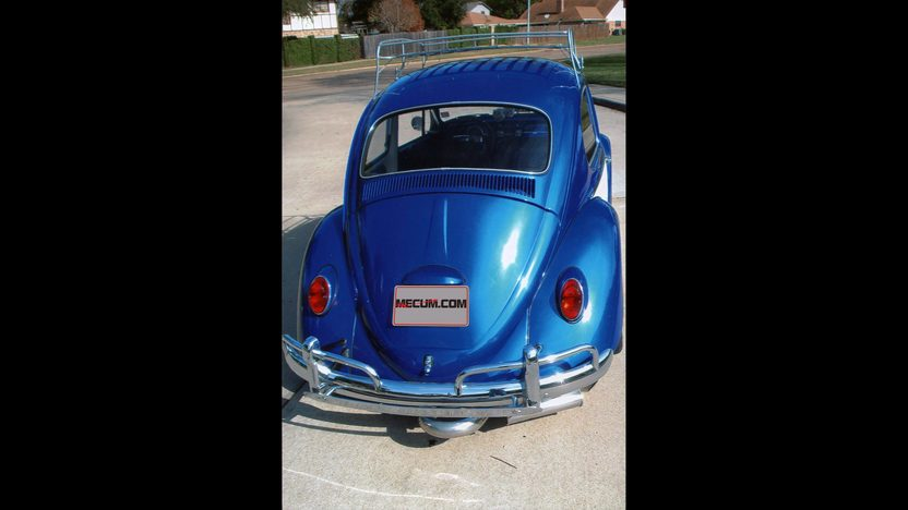 1965 Volkswagen Beetle 2167 CC, Lightning Bug presented as lot F74 at Houston, TX 2013 - image2