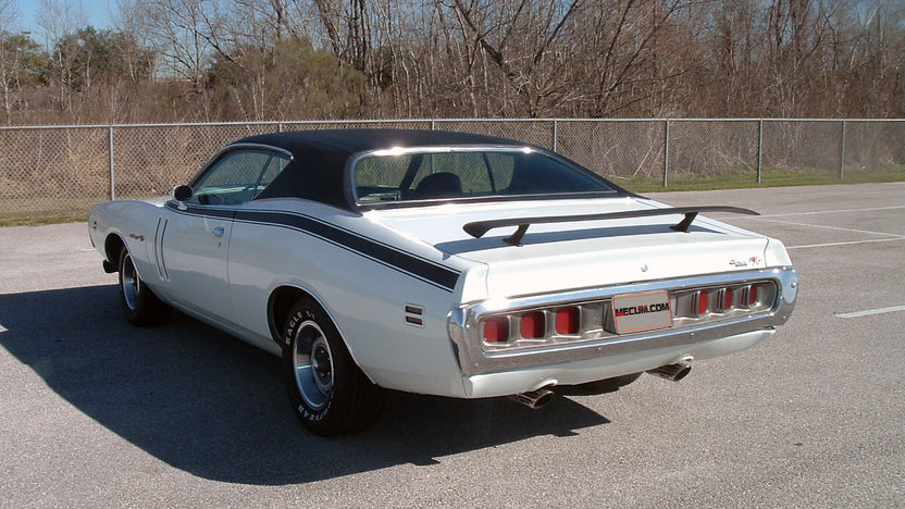 1971 Dodge Charger R/T 440 CI, Automatic presented as lot F88 at Houston, TX 2013 - image2