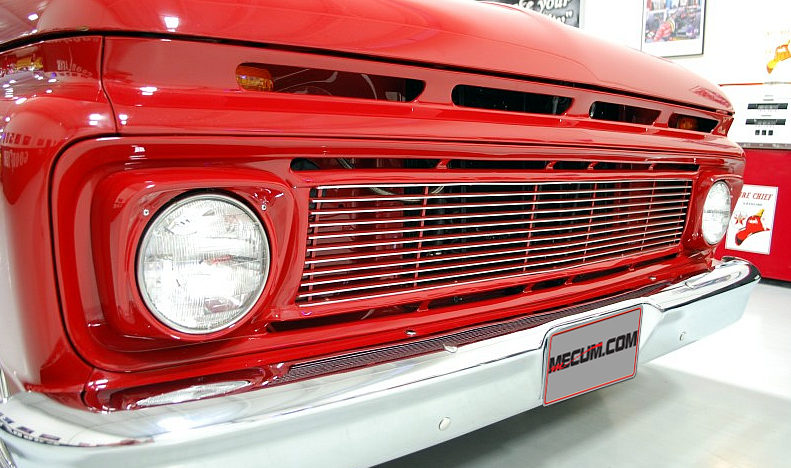 1965 Ford F100 Street Rod Pickup 429 CI, Automatic presented as lot F99 at Houston, TX 2013 - image10