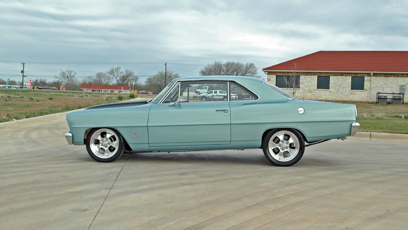 1966 Chevrolet Nova SS Canceled Lot presented as lot F120 at Houston, TX 2013 - image2