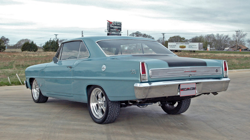 1966 Chevrolet Nova SS Canceled Lot presented as lot F120 at Houston, TX 2013 - image3