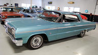 1964 Chevrolet Impala SS Hardtop 409/340 HP, 4-Speed presented as lot F129 at Houston, TX 2013 - thumbail image9