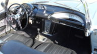 1960 Chevrolet Corvette Convertible 327 CI, 4-Speed presented as lot F126 at Houston, TX 2013 - thumbail image3