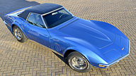 1971 Chevrolet Corvette Convertible 350/270 HP, 4-Speed, Two Tops presented as lot F151 at Houston, TX 2013 - thumbail image8