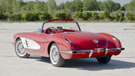 1960 Chevrolet Corvette Convertible 283/245 HP, 4-Speed presented as lot F165 at Houston, TX 2013 - thumbail image7
